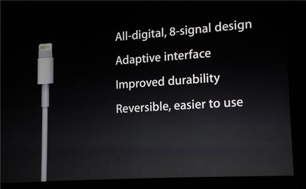 Apple's Lightning Connector will create a market for PC style audio interfaces much like the advent of USB 2.0